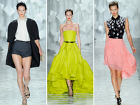 The Popular Trends Of This Year's Spring Season