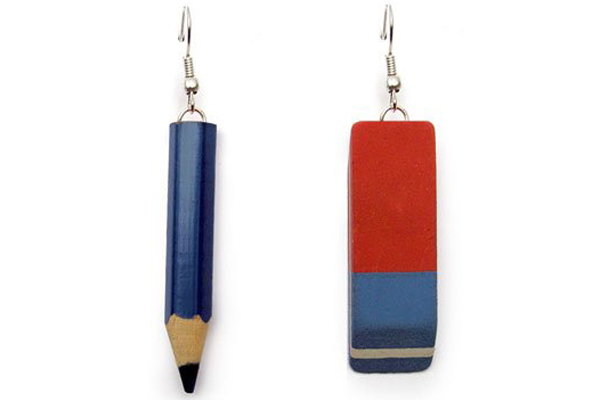 eraser-earrings
