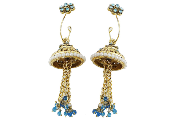 ethnic style earrings